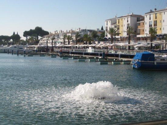 Marina de Vilamoura : water