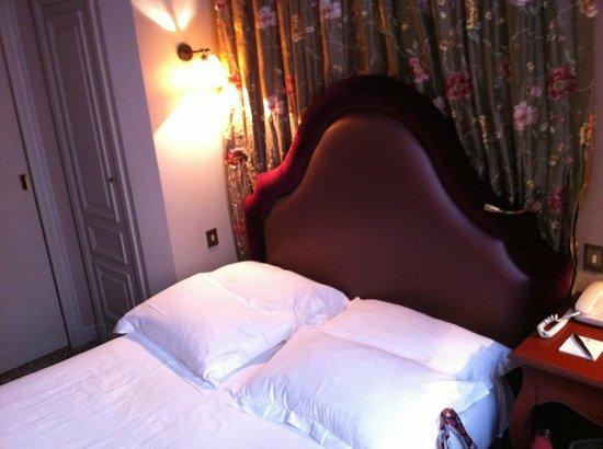 Hotel Odeon Saint-Germain: Standard room