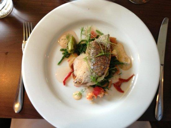 Purslane: Sea Bass