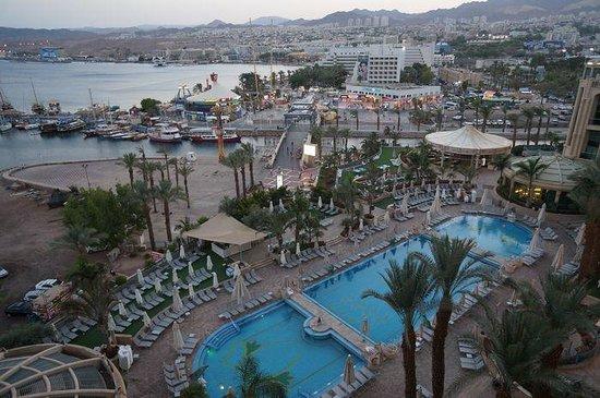 Queen of Sheba Eilat: Our views