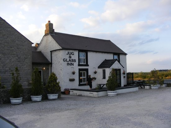The Jug and Glass Inn: The J & G