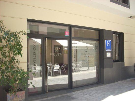 Itaca Malaga: Il fuori dell'hotel
