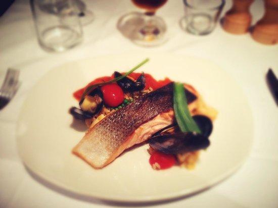 Brasserie De Kluis: Paella