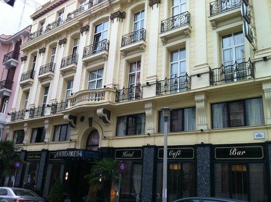 Andromeda Thessaloniki: verygood hotel