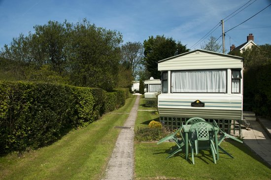 White Gate Caravan Park: Valley View - No.1-4 are all Classic Willerby Westmorland Luxury 4 Berth Static Caravan