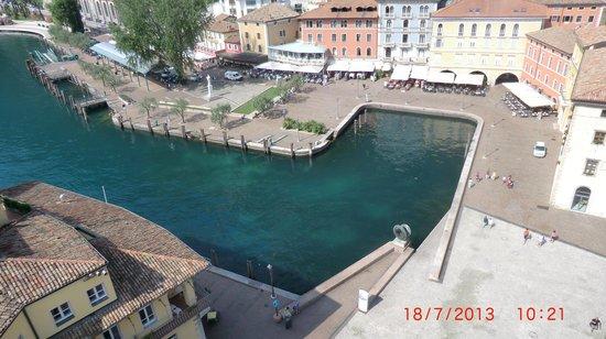 035 Riva del Garda - Passo Tremalzo- Lago di Ledro Pista Ciclabile