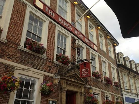 The King's Head Hotel: Add a caption
