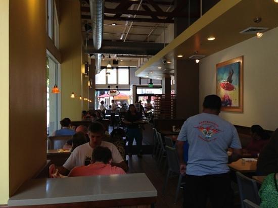 The Habit Burger Grill : good!!!