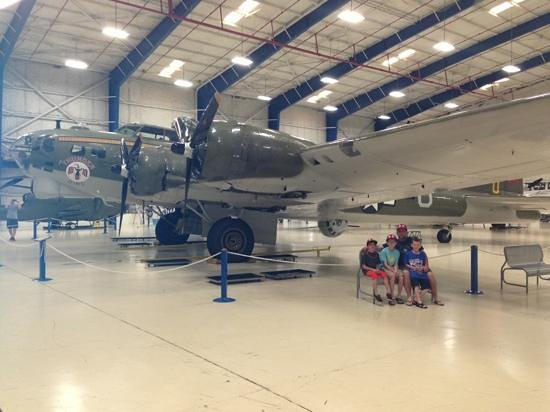 Lone Star Flight Museum: great to see these working planes