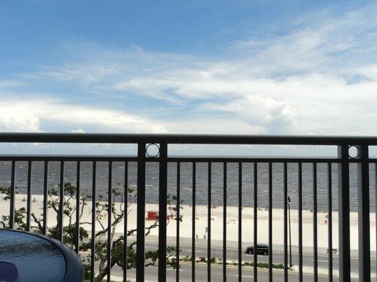 Legacy Tower By Biloxi Beach Resort: Balcony View