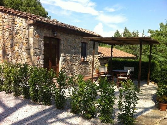 Villa Loghino: appartamenti