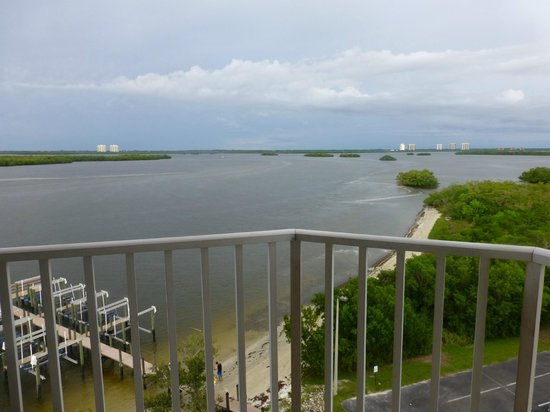 Lovers Key Resort: Our view