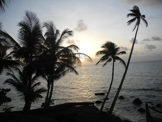 Yemaya Island Hideaway & Spa : Gorgeous sunsets