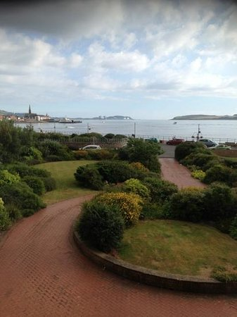 Old Rectory : double room... sea view!!