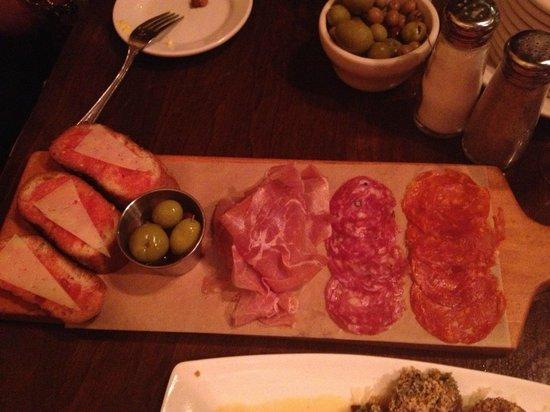 Cafe Ba-Ba-Reeba!: Ham plate- very good