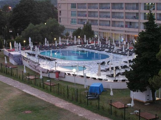 Holiday Hotel: Swimming pool