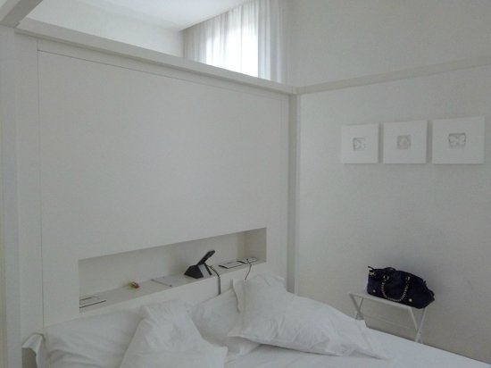 Hotel Home Florence: letto2