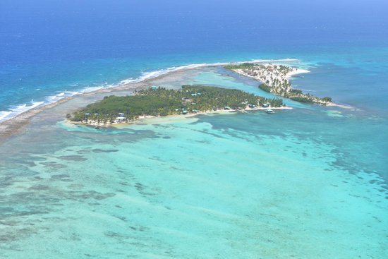 Isla Marisol Resort : South West Caye, Glovers Reef Atoll, Belize