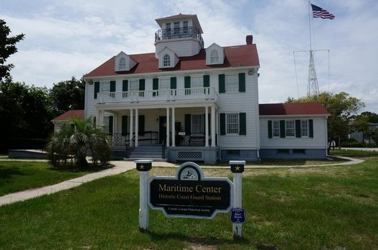 ‪Maritime Center at Historic Coast Guard Station‬