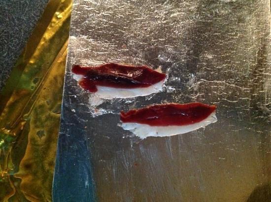 Saint Urbain, Canada: Duck breast proscuitto