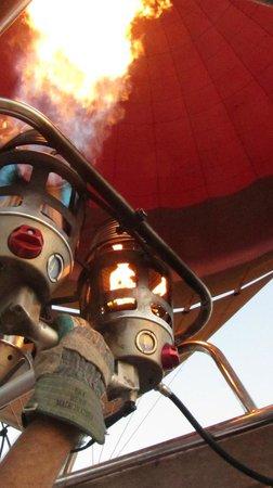 Sindbad Hot Air Balloons: Air Balloon