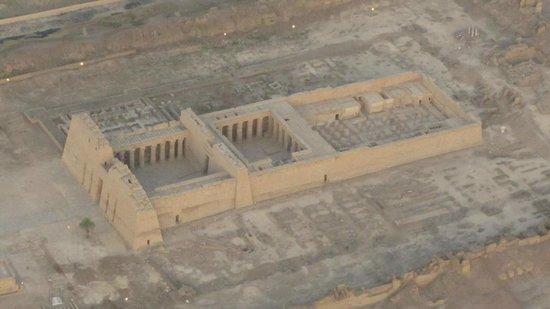 Sindbad Hot Air Balloons: Karnak Temple