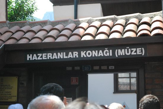 Hazeranlar Mansion (Amasya, Turkey): What You Need to Know ...