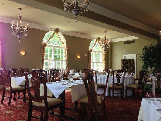 The Mimslyn Inn: Dining Room