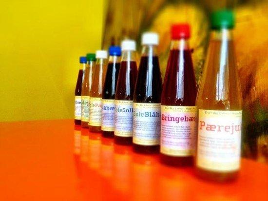 Fruktbar: delicious juice