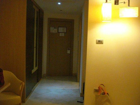 Hotel Vittoria Resort & Spa : ingresso camera