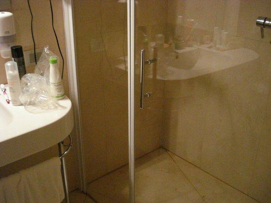Hotel Vittoria Resort & Spa : bagno