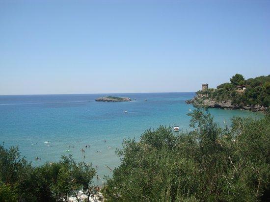 Villaggio Delle Sirene: Panorama della Calanca
