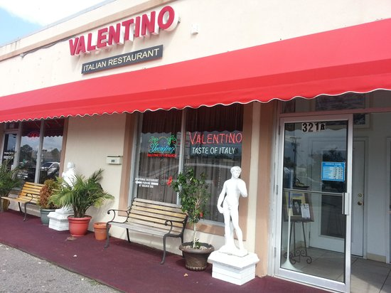 Valentino S Italian Restaurant Surfside Beach Menu Prices Reviews Tripadvisor