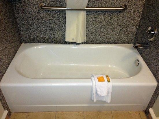 La Quinta Inn & Suites Kingsland/Kings Bay Naval B: tub