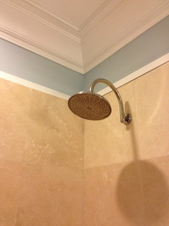 The Inn at I'On: Shower Head