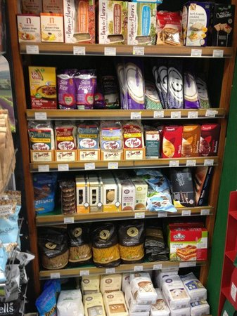 Organico Cafe : OUr new Gluten Free section in the shop