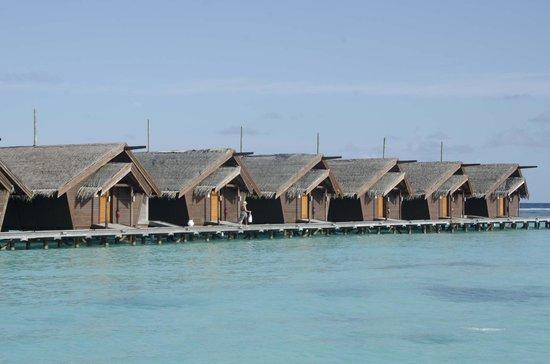 LUX* South Ari Atoll: Water Villa-Day
