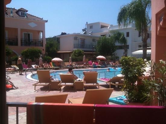 Smartline Princess Hotel: pool