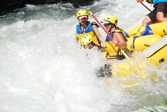Indigo Creek Outfitters: Rafting the Raging Rogue