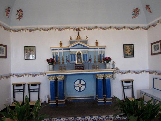 Villa Aguglie : cappella di famiglia