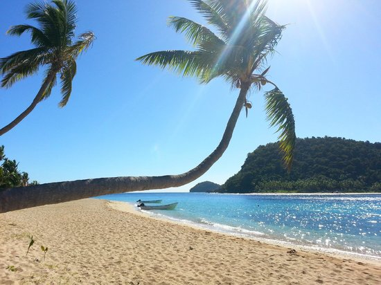Paradise Cove Resort: The beach is beautiful
