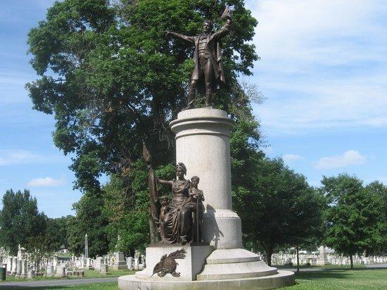 Mount Olivet Cemetery : Francis Scott Key (1779-1843)