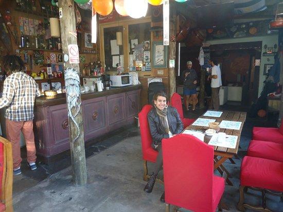 The Trip Hostel: Café da manhã