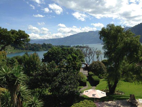 Hotel Toliman: view