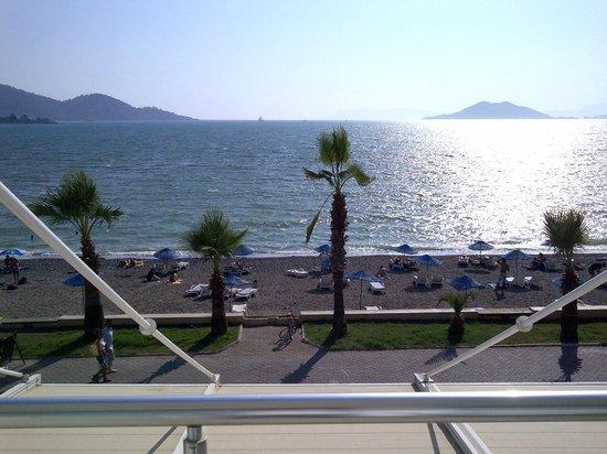 Delta Hotel: Çalis Plaji