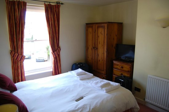 The Millers Arms: Bedroom