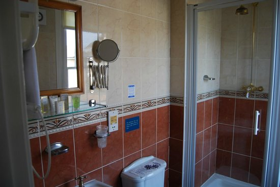 The Millers Arms: Bathroom