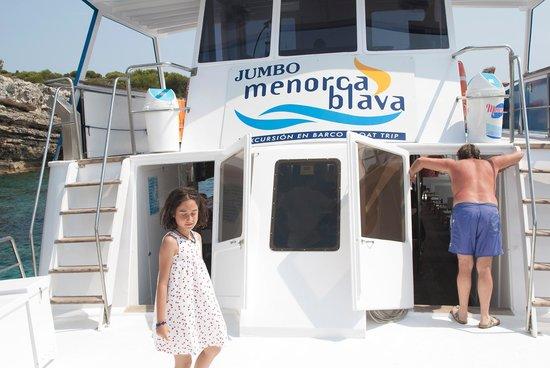 Menorca Blava: ponte