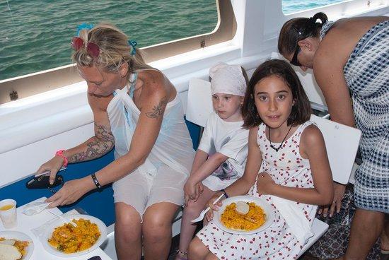 Menorca Blava: la paella
