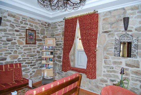 Casa da Farmacia : Sala de estar